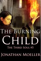 Cover for 'The Burning Child'