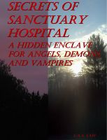 Cover for 'Secrets Of Sanctuary Hospital A Hidden Enclave For Angels, Demons, And Vampires'