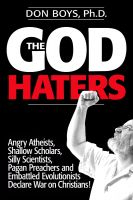Cover for 'The God Haters'