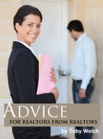 Cover for 'Advice for Realtors From Realtors'