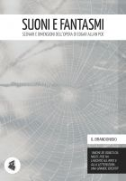 Cover for 'Suoni e Fantasmi'