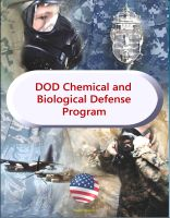 Cover for 'Department of Defense Chemical and Biological Defense Program - Comprehensive Reports on Military Efforts to Protect Against NBC, WMD, Chemical, Biological, Radiological, and Nuclear (CBRN) Threats'