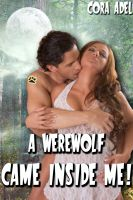 Cover for 'A Werewolf Came Inside Me!'