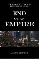 Cover for 'End of an Empire'