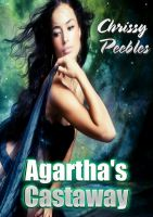 Cover for 'Agartha's Castaway - Book 7 in The Trapped in the Hollow Earth Novelette Series'