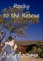 Cover for 'Rocky to the Rescue'