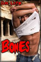 Cover for 'Bones (Reluctant First Time Monster Anal Gangbang)'