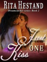 Cover for 'Just One Kiss'