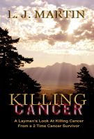 Cover for 'Killing Cancer'