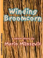Cover for 'Winding Broomcorn'