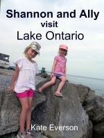 Cover for 'Shannon and Ally visit Lake Ontario'