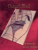 Cover for 'Changer's Blood (Book 2 of the Balancer's Soul cycle)'