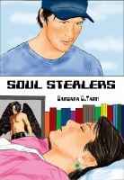 Cover for 'Soul Stealers'