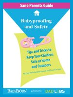 Cover for 'Sane Parents Guide: Babyproofing and Safety'