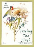 Cover for 'Freeing the Finch'