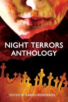 Cover for 'Night Terrors Anthology'