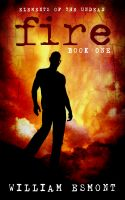 Cover for 'Fire (Elements of the Undead Book One)'