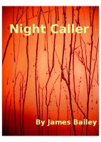 Cover for 'Night Caller'