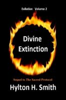Cover for 'Divine Extinction'