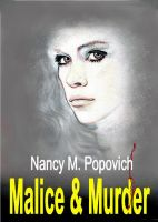 Cover for 'Malice & Murder'