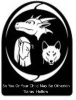 Cover for 'So You or your Child May Be otherkin'