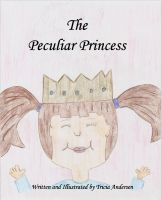 Cover for 'The Peculiar Princess'