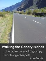 Cover for 'Walking the Canary Islands'