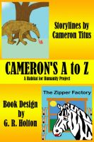 Cover for 'Cameron's A to Z (A Habitat for Humanity Project)'