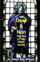 Cover for 'Dewi and Non, the Tale of Two Welsh Saints'
