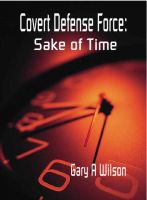 Cover for 'Sake of Time'