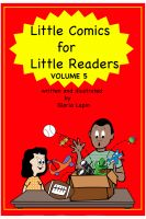 Cover for 'Little Comics for Little Readers Volume 5'