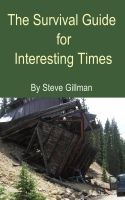 Cover for 'The Survival Guide for Interesting Times'