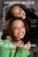 Cover for 'The Blessed One'