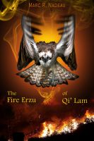 Cover for 'The Fire Erzu of Qi' Lam'