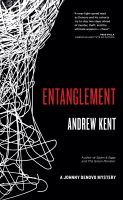 Cover for 'Entanglement: A Johnny Denovo Mystery'