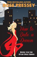 Cover for 'How to Date a Demon'