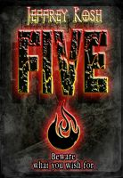 Cover for 'Five'