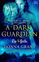 Cover for 'A Dark Guardian'
