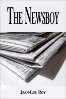 Cover for 'The Newsboy'