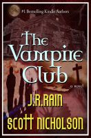 Cover for 'The Vampire Club'