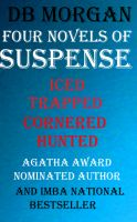 Four Book Suspense Bundle cover