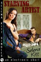 Cover for 'Starving Artist (An Erotic / Erotica Tale)'