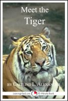 Cover for 'Meet the Tiger: A 15-Minute Book for Early Readers'