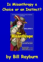 Cover for 'Is Misanthropy a Choice or an Instinct?'