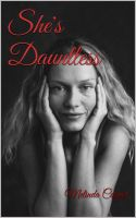 Cover for 'She's Dauntless'