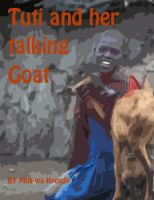 Cover for 'Tuti and her talking  goat'
