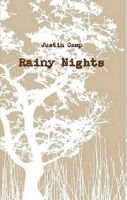 Cover for 'Rainy Nights'