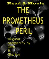 Cover for 'The Prometheus Peril'