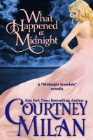 Cover for 'What Happened at Midnight'