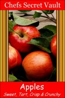 Cover for 'Apples - Sweet, Tart, Crisp, Crunchy'